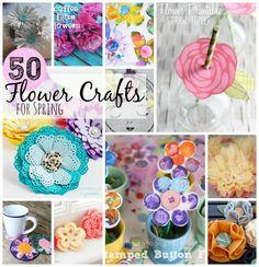 50 imbarcazioni di fiori per la primavera