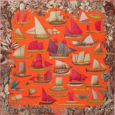 Hermes tous les bateaux de monde