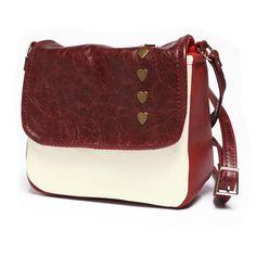 Mini messenger bag, messenger purse, leather bag, leather purse, cross body bag, cross body purse, square shoulder bag, satchel purse bag