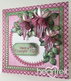Heartfelt Creations | Wonderful Pink Fuchsia