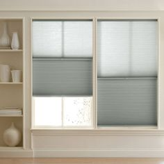 JCPenney Home™ Room Darkening Day/Night Cordless Cellular Shade found at Privacy Shades, Shades Blinds, Shades Window, Privacy Blinds, Grey Blinds, Window Privacy, Blinds Design, Window Design, Room Darkening Shades