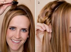 Hair and Make-up by Steph: How to Braid with Volume: Four Tips