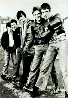 The Undertones in Derry, 1978 Music Mix, My Music, Michael Bradley, John Peel, British Punk, The Undertones, 70s Punk, Northern Irish, Power Pop