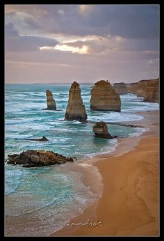 ✯ 12 Apostles - Port Campbell - Victoria, Australia