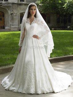 Princess Kate Wedding Gown