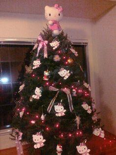 Hello Kitty Christmas Tree