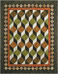 Shadow play pattern from plum tree quilts