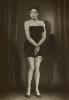 """.""""Baby Esther"""" Jones, the original Betty Boop, performed at The Cotton Club in the late 1920's"""