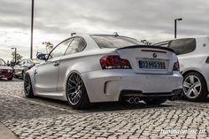 BMW 1 Series Air suspension