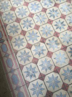 Old tiles ❤️