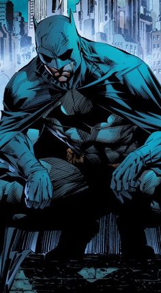 Pre52 Batman by Jim Lee
