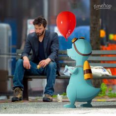 Opened up my #timehop app and was greeted with this gem!  #keanureeves #iheartkeanu #happybirthday #september #crush #myfavorite #lifeoflarisa