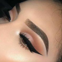 Makeup Eye Looks, Eye Makeup Art, Cute Makeup, Glam Makeup, Skin Makeup, Makeup Inspo, Eyeshadow Makeup, Dior Makeup, Dramatic Makeup