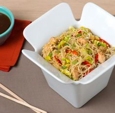 Try this delicious Singapore Rice Noodles recipe today!