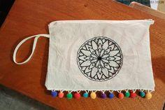 """#Sobre #Carterademano .#Bordado #Handmade #Embroidery   Facebook: """"Lennon bordado artesanal"""""""