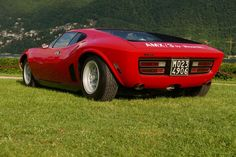 AMX/3 by Bizzarrini