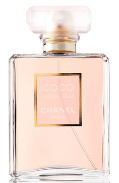 "'Chanel Coco Mademoiselle."" Sexy, fresh oriental fragrance recalls the irrepressible spirit of the young Coco Chanel. An elegant, luxurious spray closest in strength and character to the parfum form.Notes: bergamot, orange, jasmine, rose, patchouli, vetiver, white musks, vanilla."