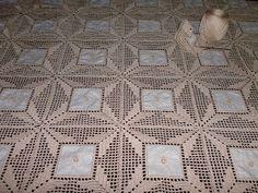 CROCHETRELAX: Toalhas de mesa