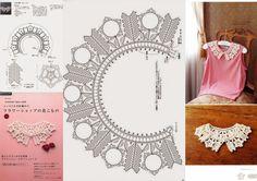 A superb collar ### {crochet101.blogspot.com/}###