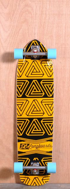 The DB Penrose Longboard Complete
