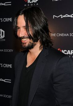 Keanu Reeves at event of Henry's Crime