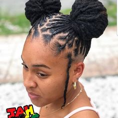 (Ad) Find Quality Wholesalers Suppliers Manufacturers Buyers and Products from O. (Ad) Find Quality Wholesalers Suppliers Manufacturers Buyers and Products from Our Award-Winning International Trade Dreads Styles For Women, Short Dreadlocks Styles, Short Locs Hairstyles, New Natural Hairstyles, Dreadlock Styles, Girl Hairstyles, Curly Hair Styles, Natural Hair Styles, Locs Styles