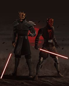 Star Wars / Darth maul / Savage Opress - Star Wars Clones - Ideas of Star Wars Clones - Star Wars / Darth maul / Savage Opress Star Wars Clones, Star Wars Sith, Star Wars Rebels, Rpg Star Wars, Star Trek, Star Wars Characters Pictures, Images Star Wars, Star Wars Pictures, Star Wars Fan Art