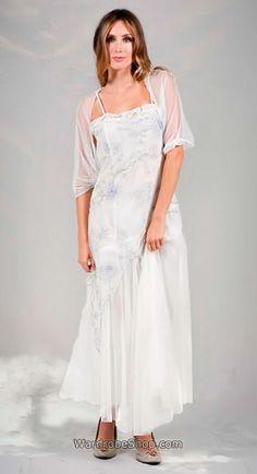 40122 Nataya Ivory Dress, the dress for the tea weddings