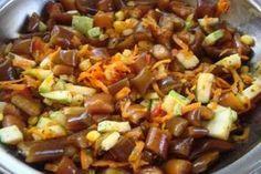 Cómo preparar guiso de cochayuyo - cookcina