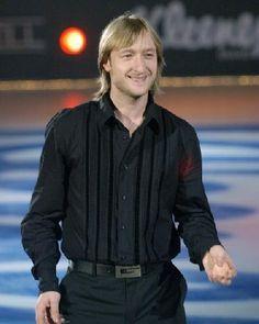 Yvgeny (Evgeny) Plushenko