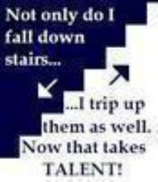 Fall Down Stairs