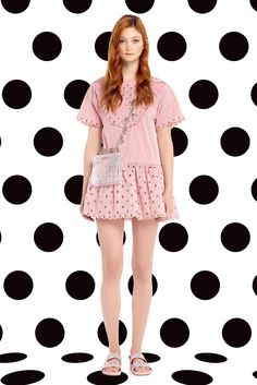 Red Valentino Spring 2015 Ready-to-Wear - Collection - Gallery - Look 1 - Style.com