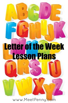 A is for Astronaut - the cutest lesson! Letter of the week plans - What they did for each letter of the alphabet
