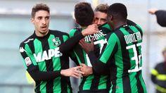 Sassuolo slår Empoli med 3-2