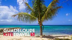 Guadeloupe Kitesurfen – Kitereisen zur Schmetterlingsinsel by kitereisen.tv