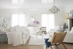 Image result for shabby chic interior design Shabby Chic Living Room, My Living Room, Shabby Chic Interiors, Rustic Shabby Chic, Shabby Vintage, Living Room Decor, Cozy Kitchen, Kitchen Ideas, Wall Spaces