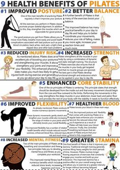 Nine Health Benefits of Pilates! - Pilates Dubai | Reformer, Mat, Private & Prenatal Classes |The Hundred Pilates Studio