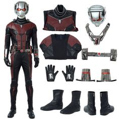 Try the latest style of Ant Man Cosplay Costume to connect your fantasy with reality. Our Simcosplay is committed to bringing you a more authentic Ant-Man and the Wasp 2018 Ant Man Cosplay Costume. Superhero Halloween Costumes, Avengers Costumes, Group Costumes, Cosplay Costumes, Cosplay Ideas, Costume Ideas, Marvel Avengers, Male Cosplay, Cosplay Characters