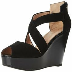 Robert Clergerie Women's Borset Wedge Sandal