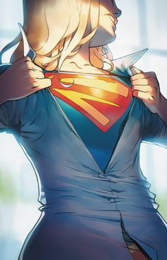 Kara battles the Cyborg Superman in the Fortress of Solitude in SUPERGIRL #2, available 10/12!