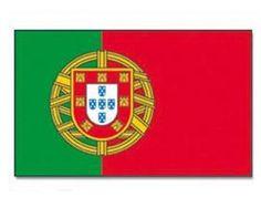 Mil-Tec Fahne Portugal, 90x150cm / mehr Infos auf: www.Guntia-Militaria-Shop.de