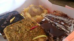 Assorted Cakes from Java @ Marriott Hotel Manila