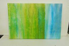 """24""""x16"""" canvas art"""