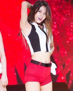 AOA Seolhyun (김설현) - Good Luck era