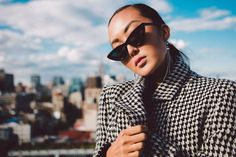 The New It Sunglasses - The Chriselle Factor