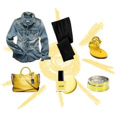 Spring, created by jennifer-zuccaro on Polyvore