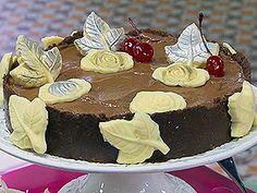 Torta de Chocolate | Palmirinha Onofre