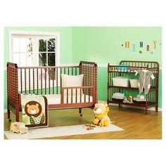 DaVinci Jenny Lind Toddler Bed Conversion Kit - Cherry (Red)