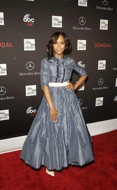 Olivia Pope Played by Kerry Washington #Scandal #SAKS