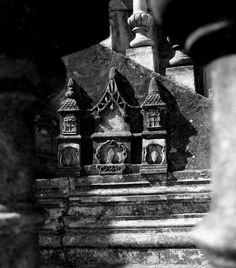17. Estación de Funicular.  Don Juan nos incita a viajar, a buscar más allá de nuestras fronteras, incluso con descubrimientos del momento como el Funicular que nos permitiría salvar las montañas más altas. #FotoViajes